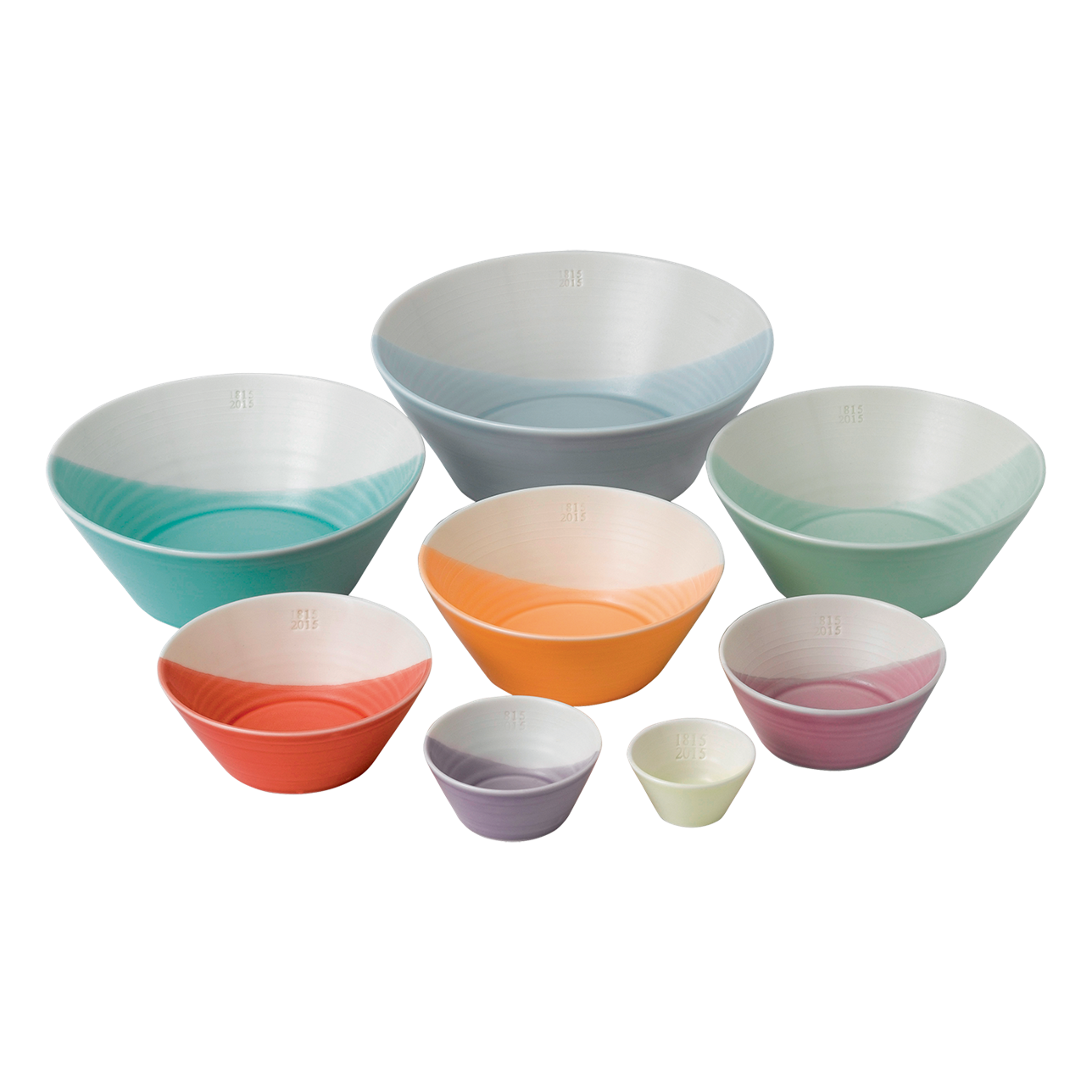 1815 Nesting Bowls (Set of 8)