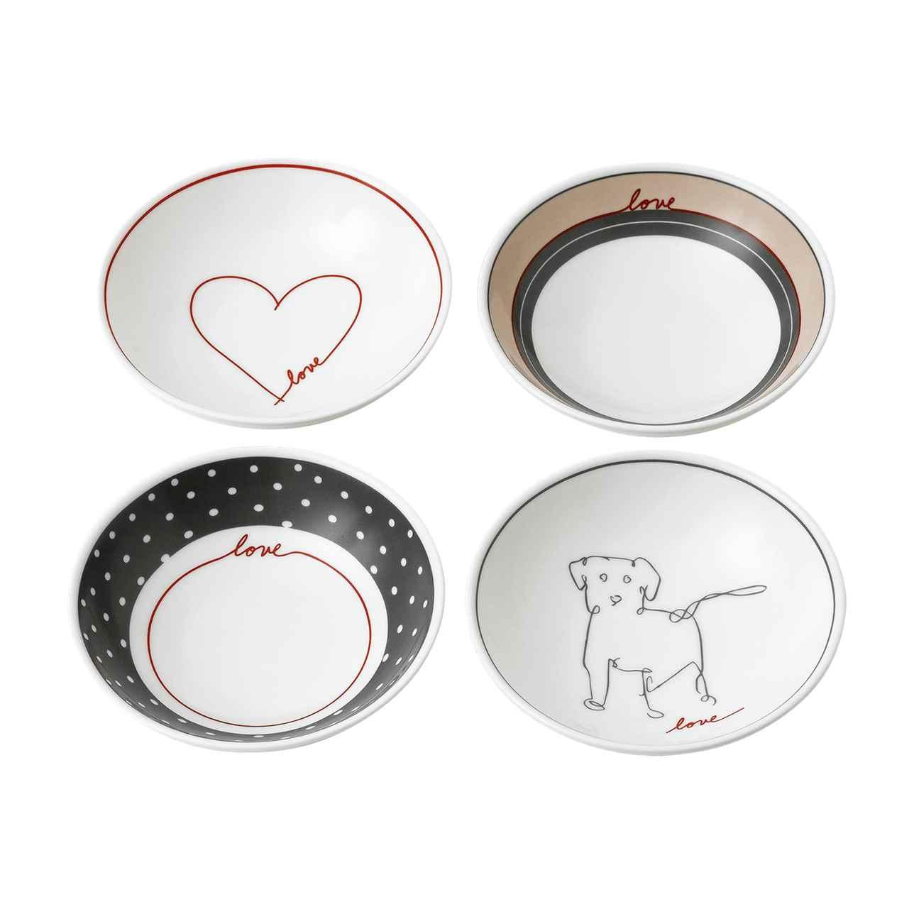 Small Bowls (Set of 4)