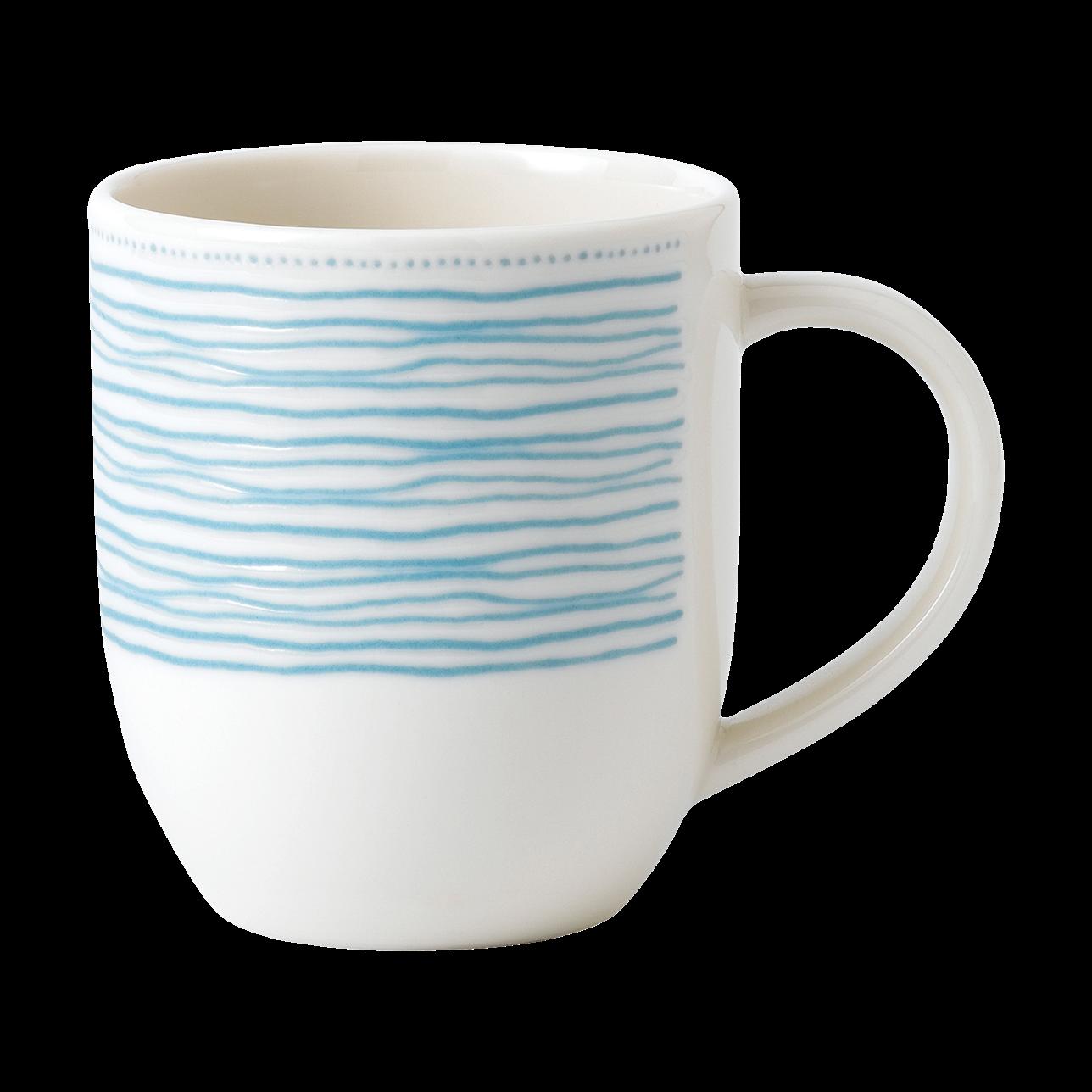 ED Polar Blue Dots Mug