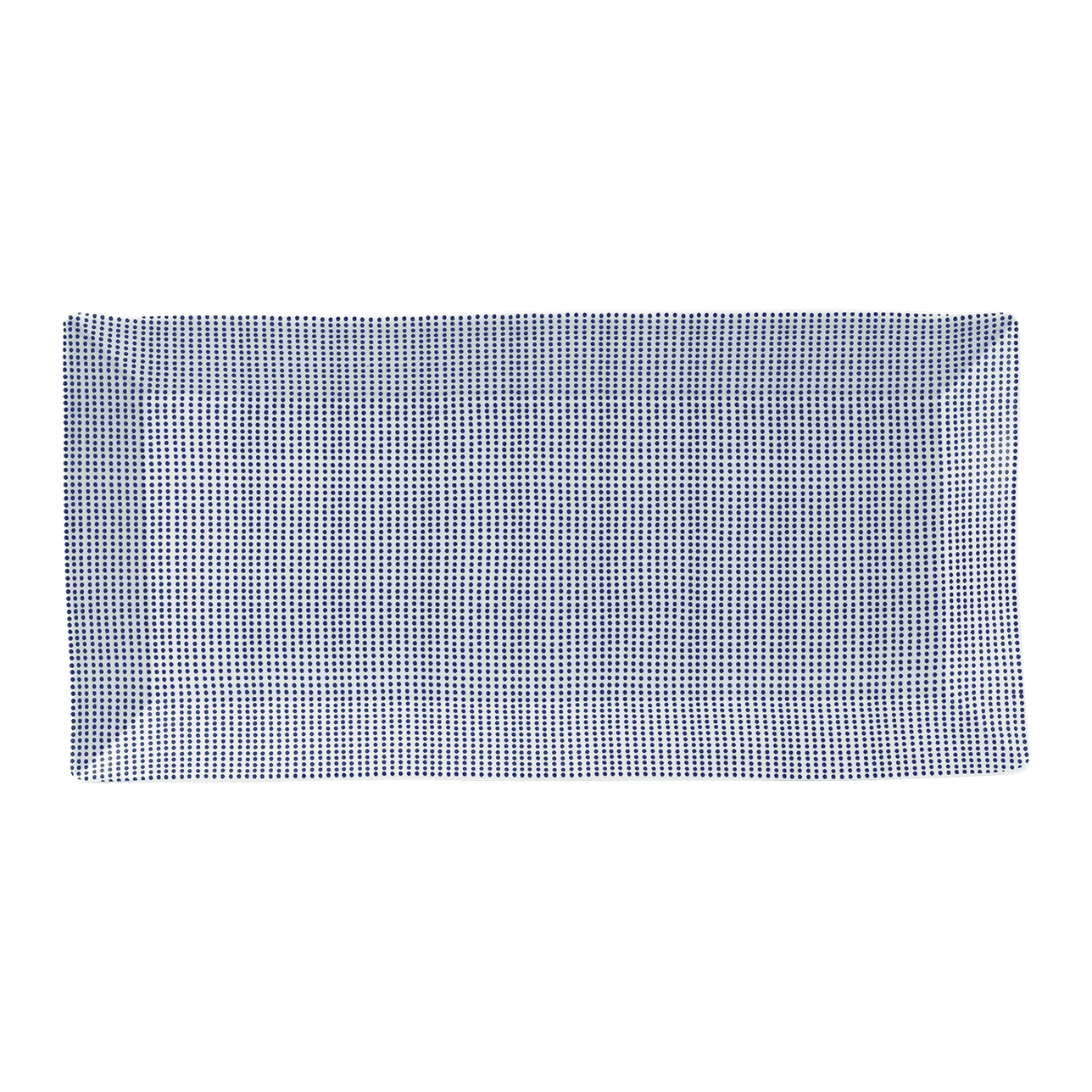 Pacific Blue Dots Serving Tray