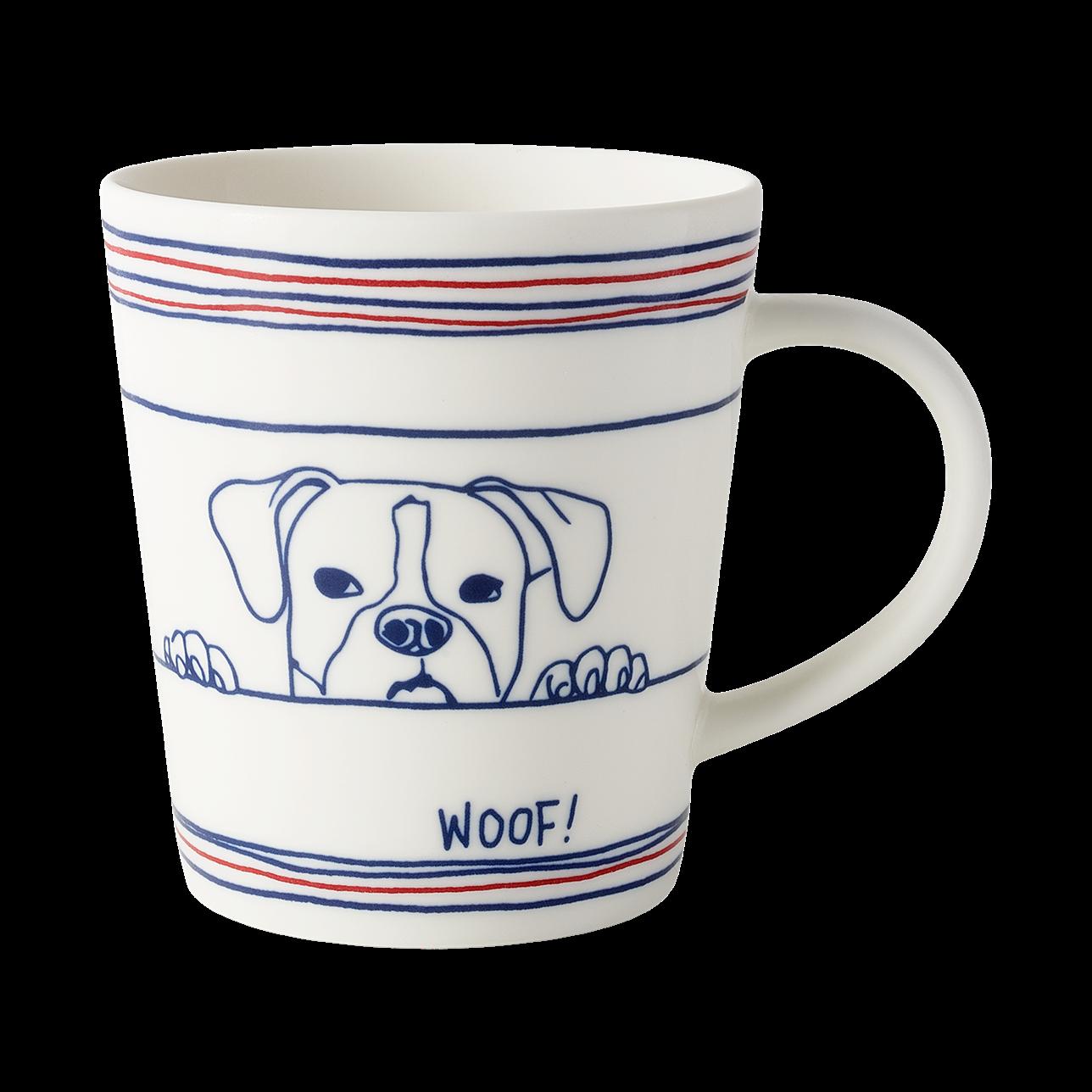 ED Dog Mug