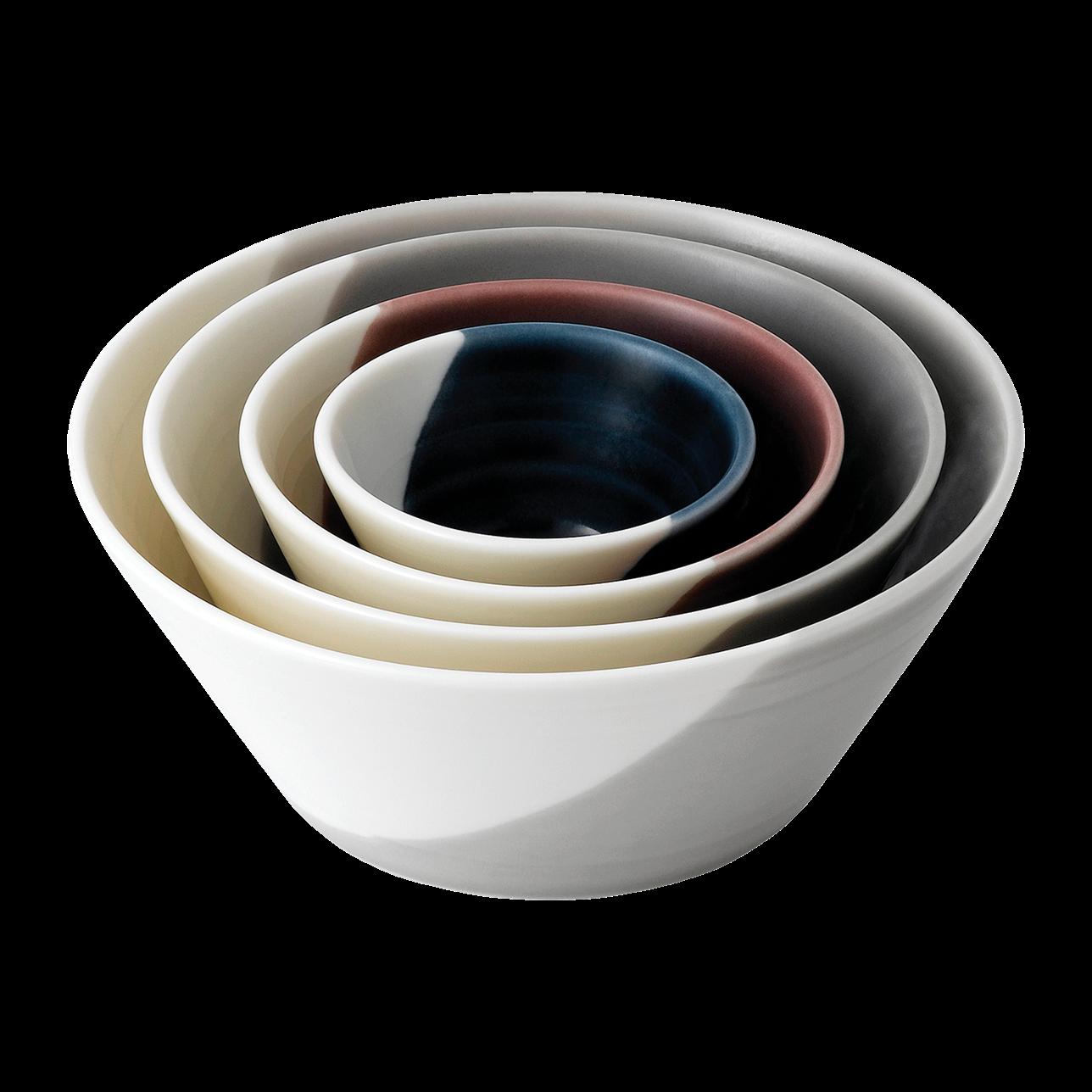 Bowls of Plenty Nesting Bowls - Small (Set of 4)