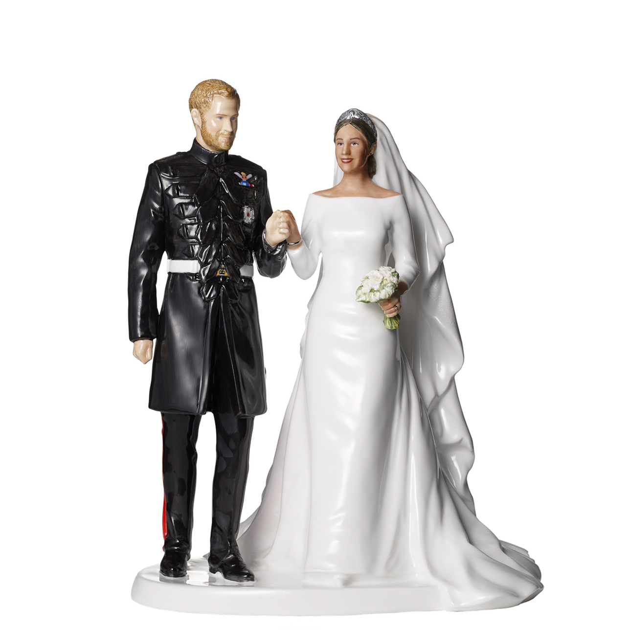 Royal Wedding Day - Harry and Meghan