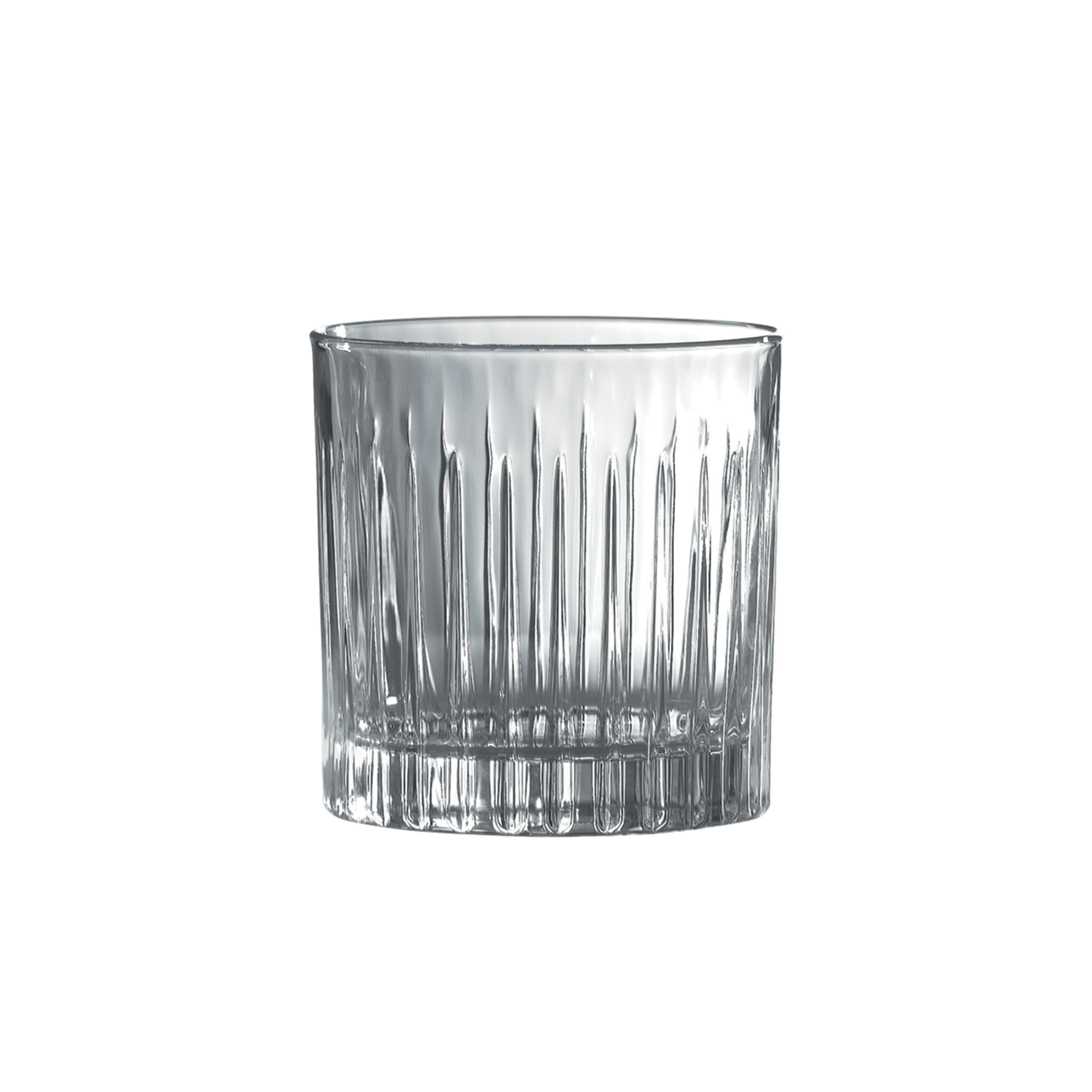 Linear Double Old Fashioned Tumbler (Set of 6)