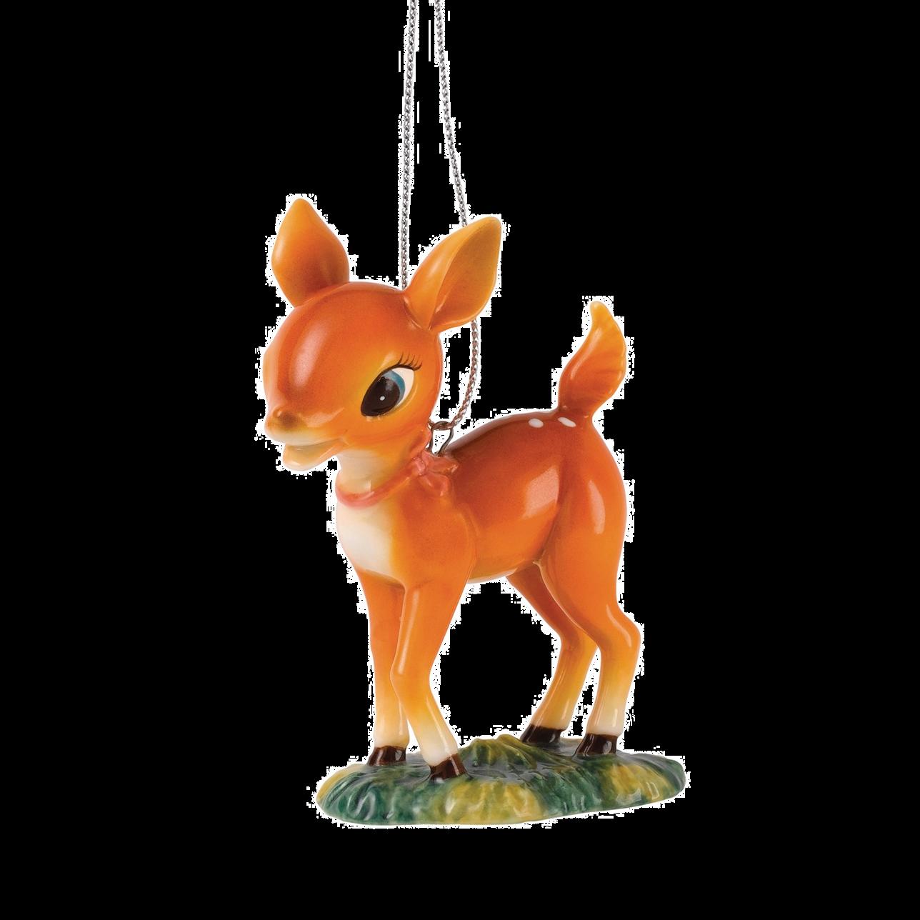 Nostalgic Ornament Reindeer