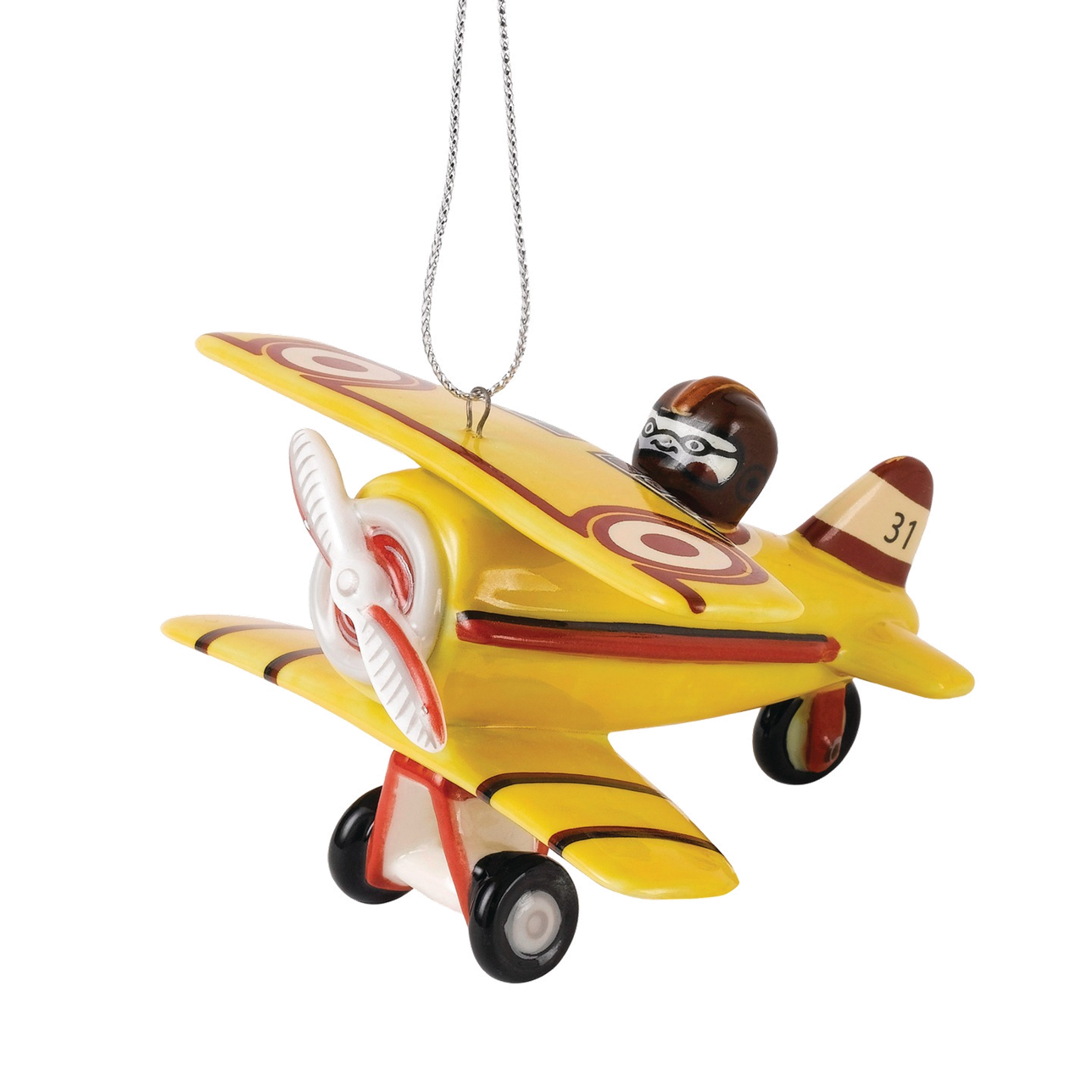 Nostalgic Ornament Aeroplane